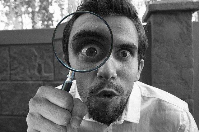 magnifying 4340698 640 - Pautas para distinguir un psicólogo de un charlatán